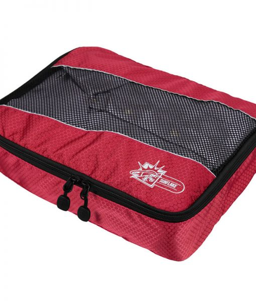 Packing cubes rood sunflake