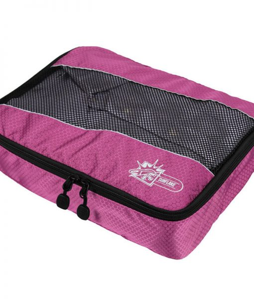 Packing cubes roze sunflake