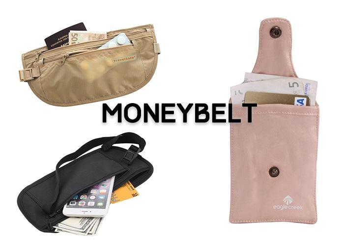 Veilig op reis met de moneybelt