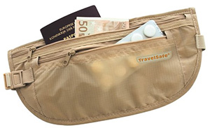 Travelsafe Moneybelt
