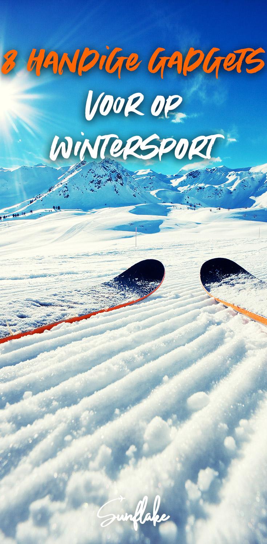 Gadgets wintersport pin