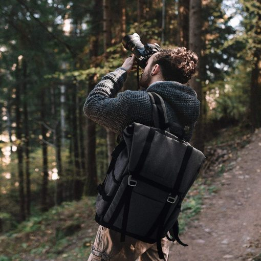 Backpack Camera Tas
