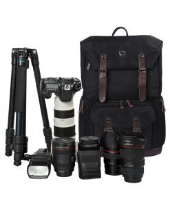 Camera Backpack Macbook