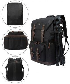 Camera Backpack Macbook