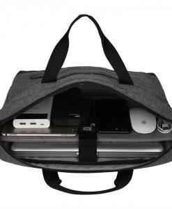 Laptoptas met schouderriem