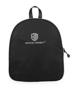 Opvouwbare Duffel Bag Zwart Grijs