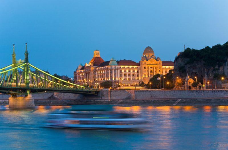 Budapest nacht