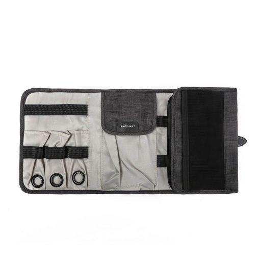 Compacte Reis Kabel Organizer