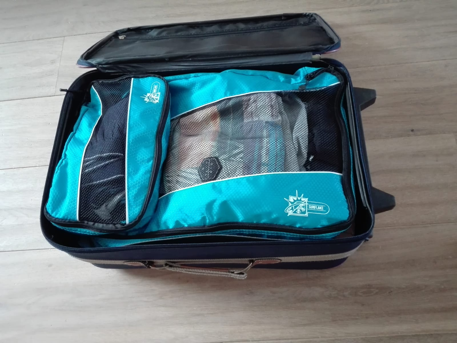 Martijn packing cubes