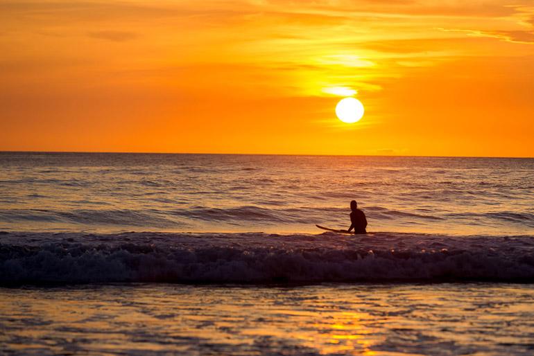 Surfen Playa Negra