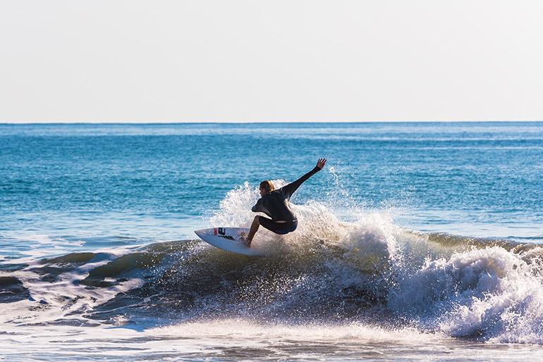 Surfen Puerto Viejo