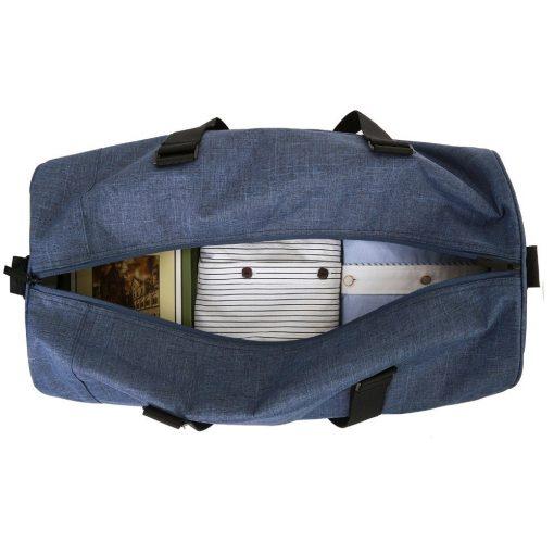 Reis Duffel Bag Blauw