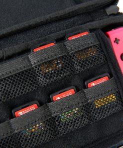 Nintendo Switch Case Zwart (1)
