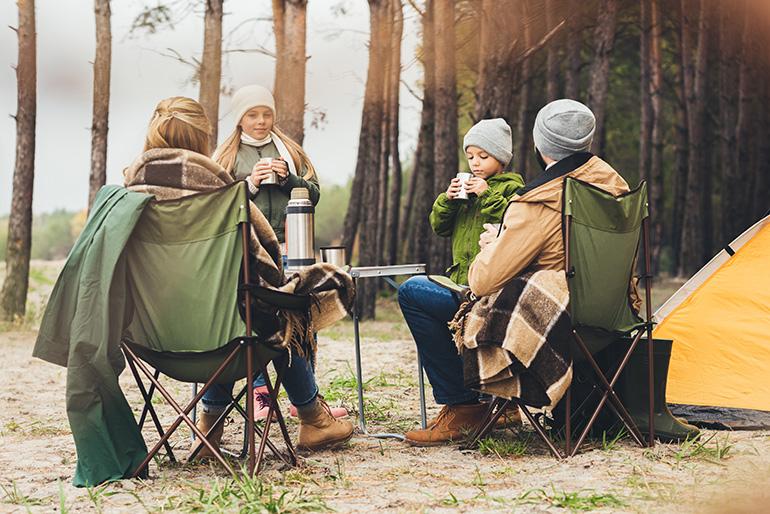 beste campingtafel